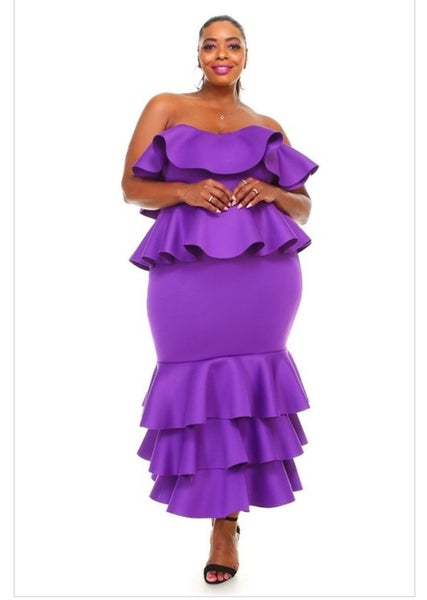 Plus Size Dresses | A La Mode Fashion Boutique