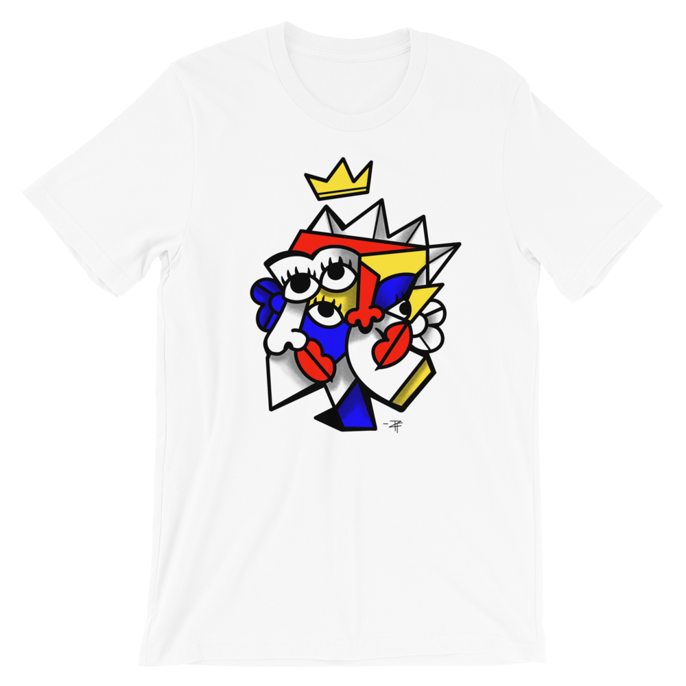 "Image of ""KINGS HEAD"" T-SHIRT"