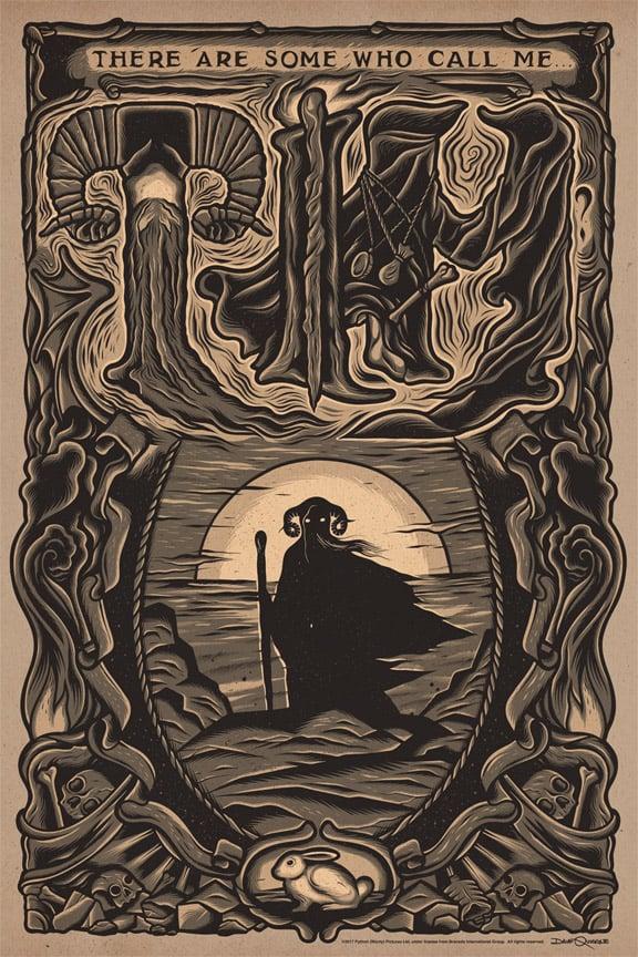 Image of Monty Python - Tim - Print