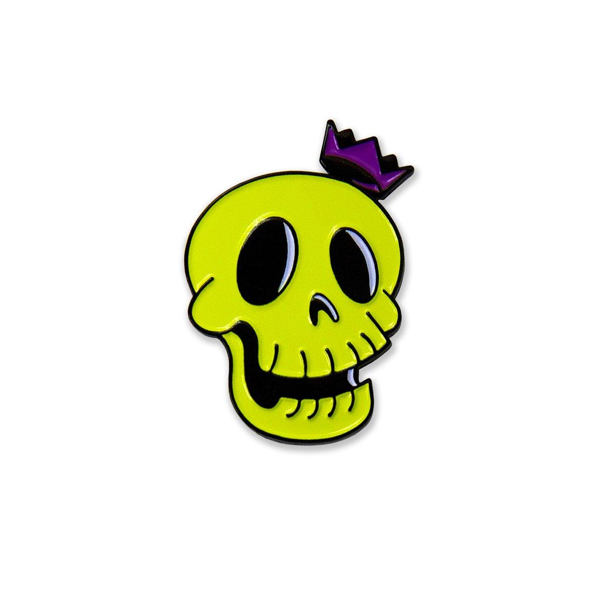 Image of BoneDaddy Enamel Pin