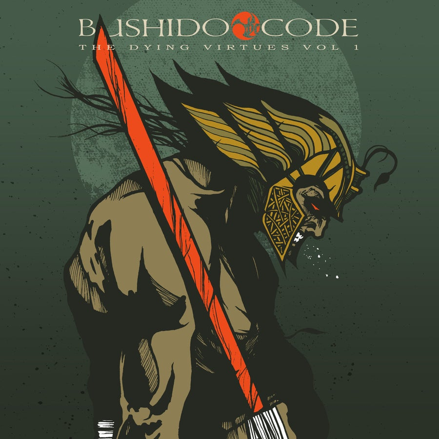 Image of Bushido Code - The Dying Virtues (Vol.1) CDEP Slipcase