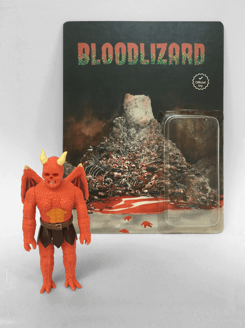 Image of BLOODLIZARD
