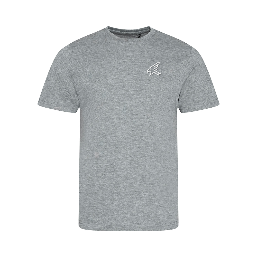 Image of Heather Grey Stretch Fit T-shirt