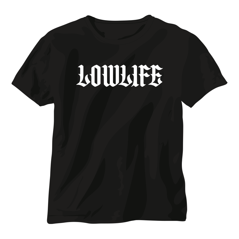 Image of LOWLIFE T-SHIRT