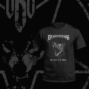 Image of THE CALL OF THE WILD t-shirt