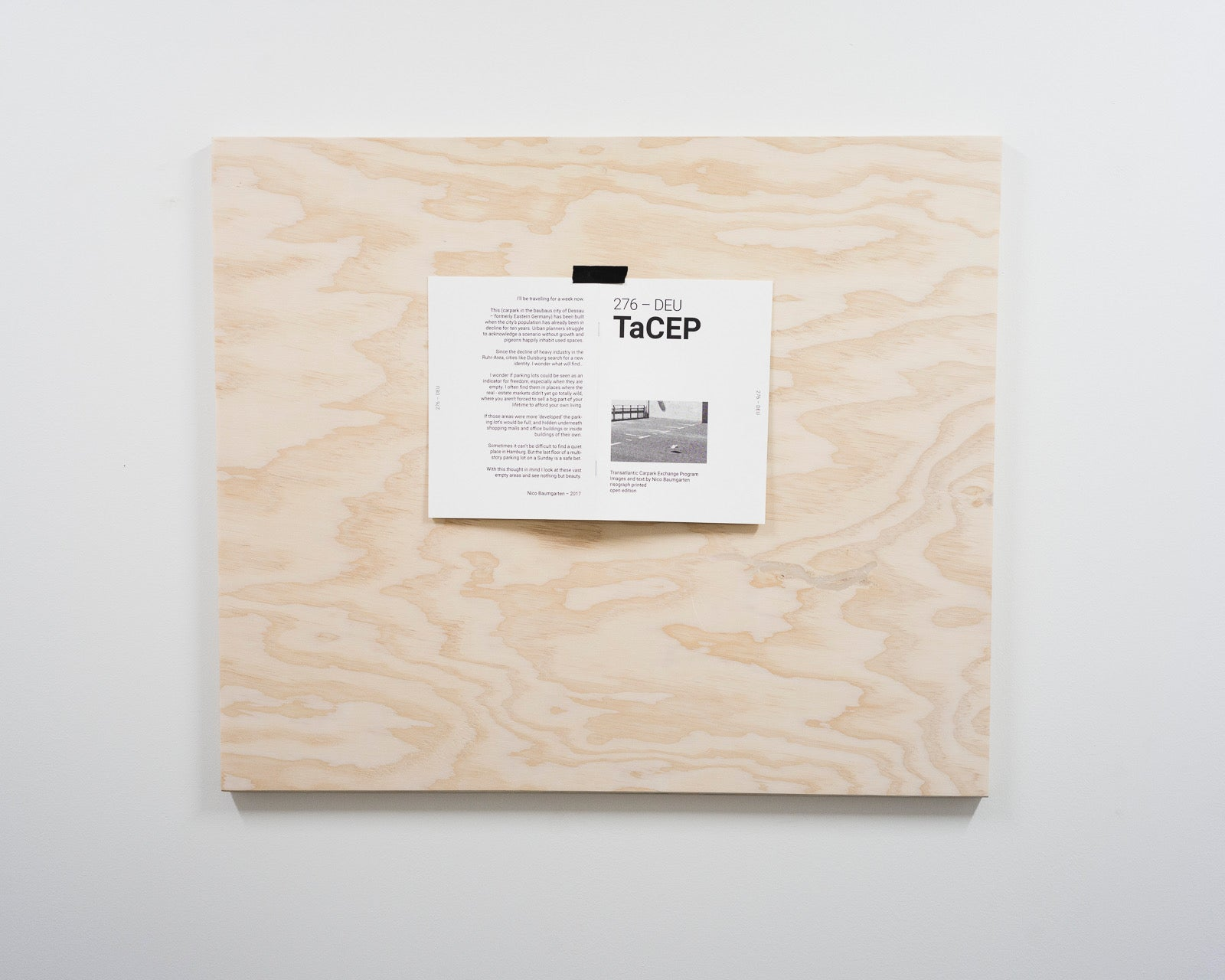 Image of TaCEP // 2018 Pack