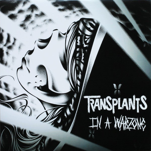 Image of The Transplants - In a Warzone LP