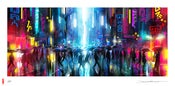 Image of 'Streets Of Neon' - Limited edition print