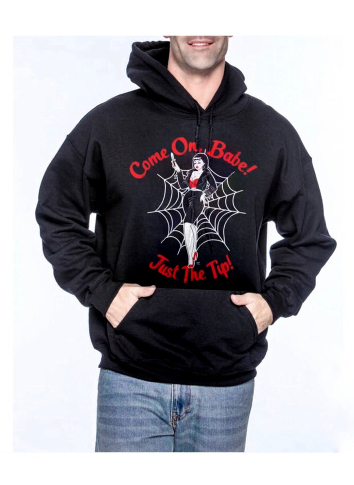 Image of Just The Tip Unisex Pullover Hoodie