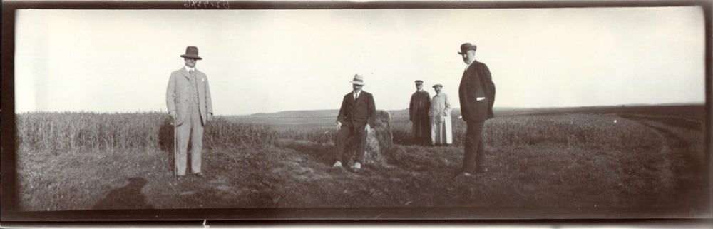 Image of Kodak panorama: Grand Tour German Emperor, Sicily ca. 1902