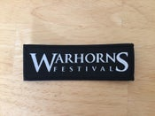 Image of Warhorns Patch