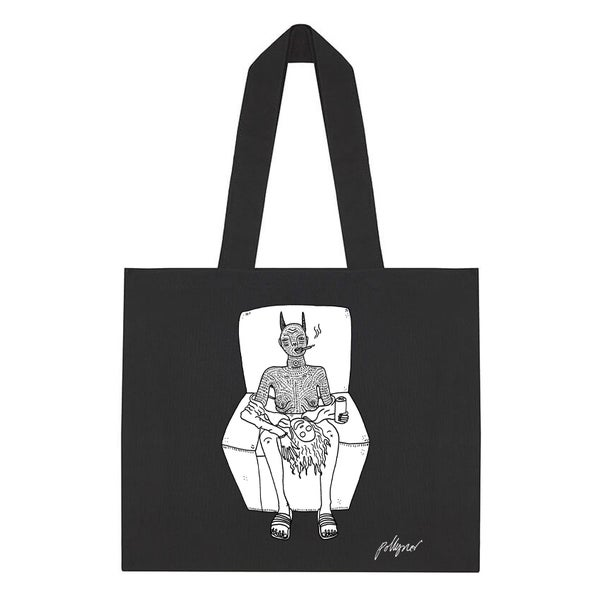 Image of CBA Large Tote bag