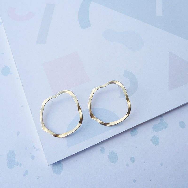 Image of *NEW* Wave Earrings