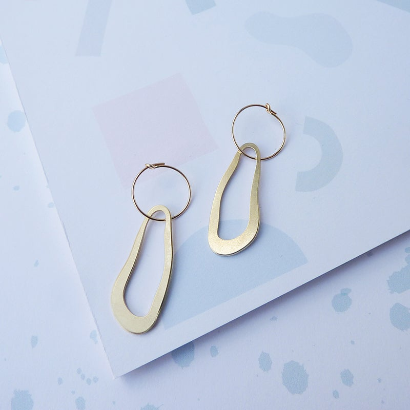 Image of Pool Earrings One