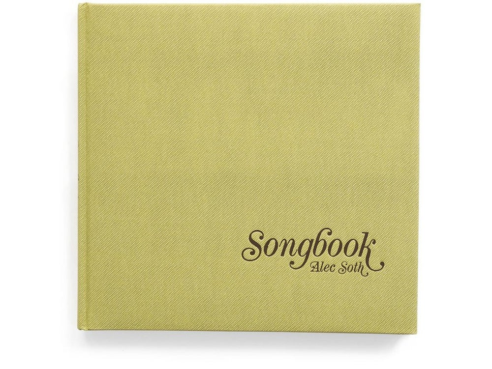 Image of  Songbook d'Alec Soth.