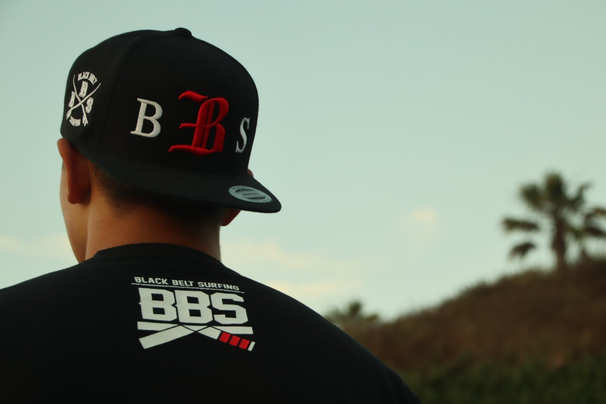 Image of Retro Team BBS Tee - Black