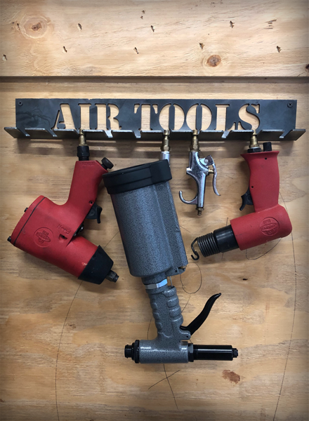 Image of Kiebler Air Tool Hanger