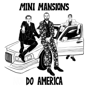 Image of Mini Mansions Do America T-Shirt