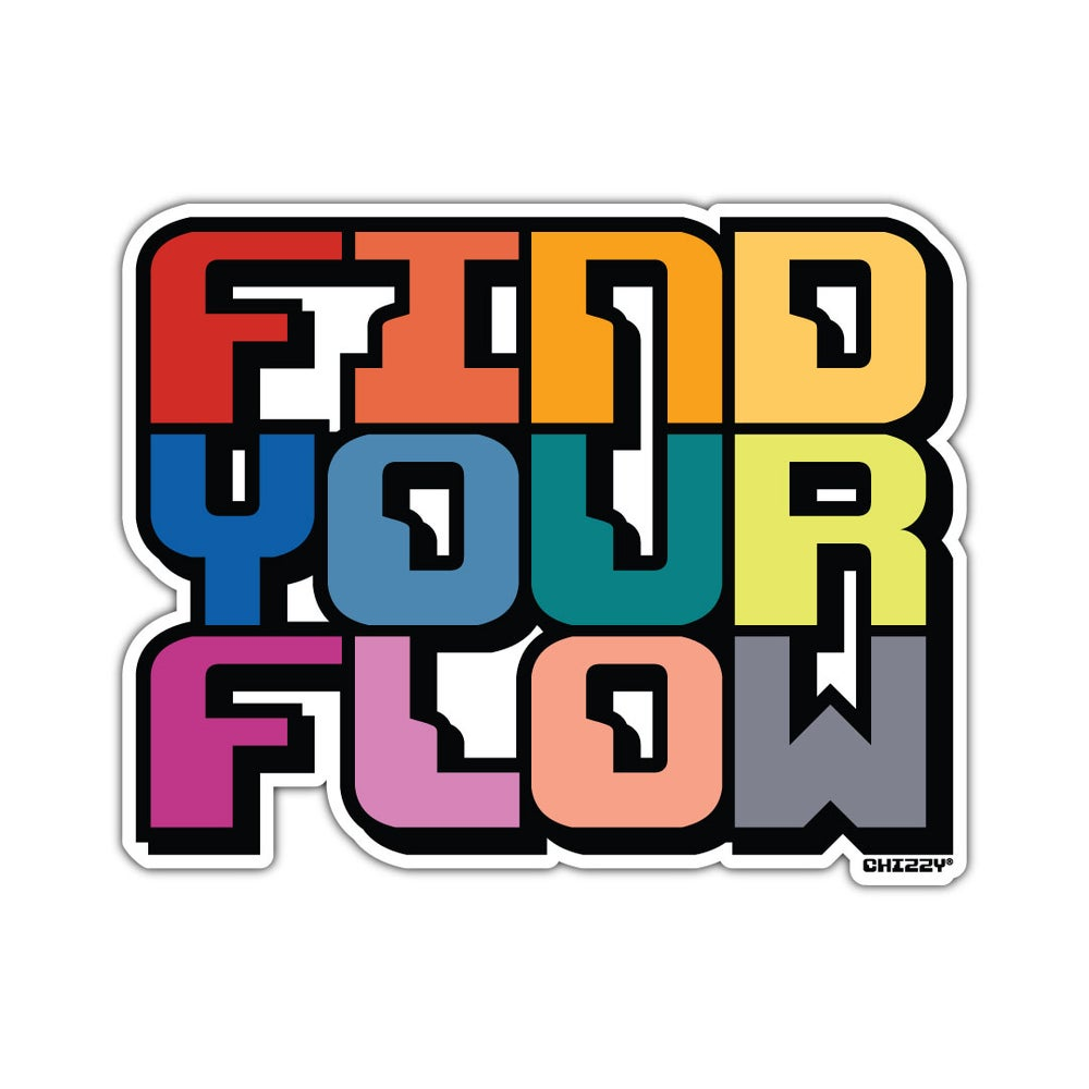 Image of FIND YOUR FLOW