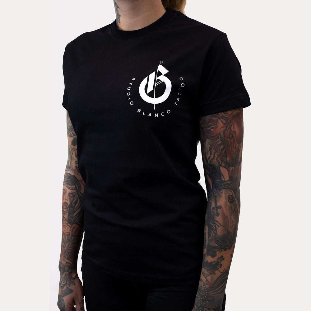 Image of Studio Tee Girl Black