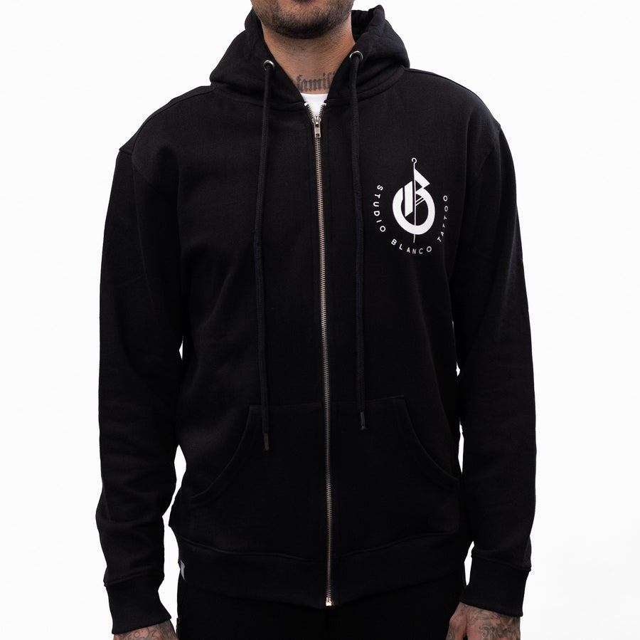 Image of Studio Hoody Black