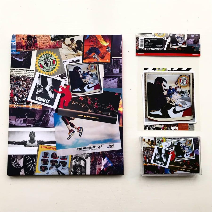 Image of Vol.7 HARD COVER Union Pete Rock Bundle