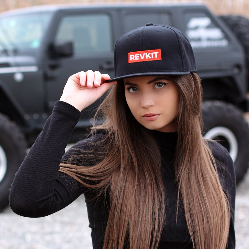 Image of The Flex Snapback - Women's