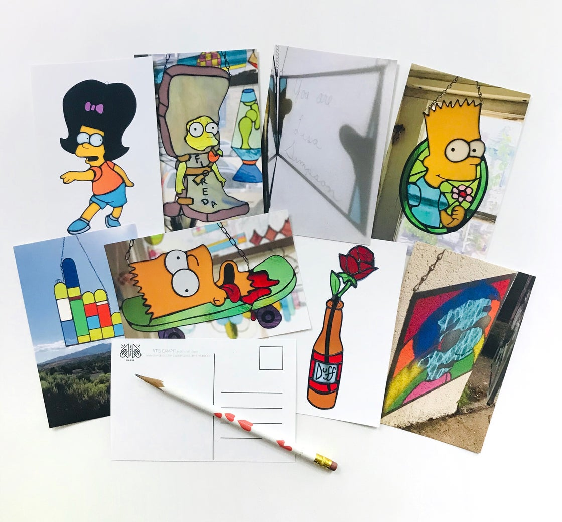 Image of POSTCARDS (8 PACK)