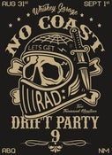 Image of No Coast Drift Party 9 Ultra VIP spectator pack! (Limit 10)