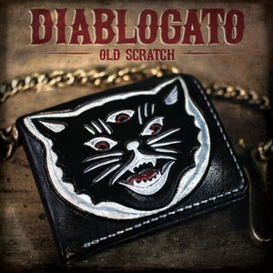 Image of Diablogato - Old Scratch LP (Screened B-Side)