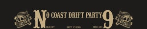 Image of No Coast Drift Party 9 Window Banner