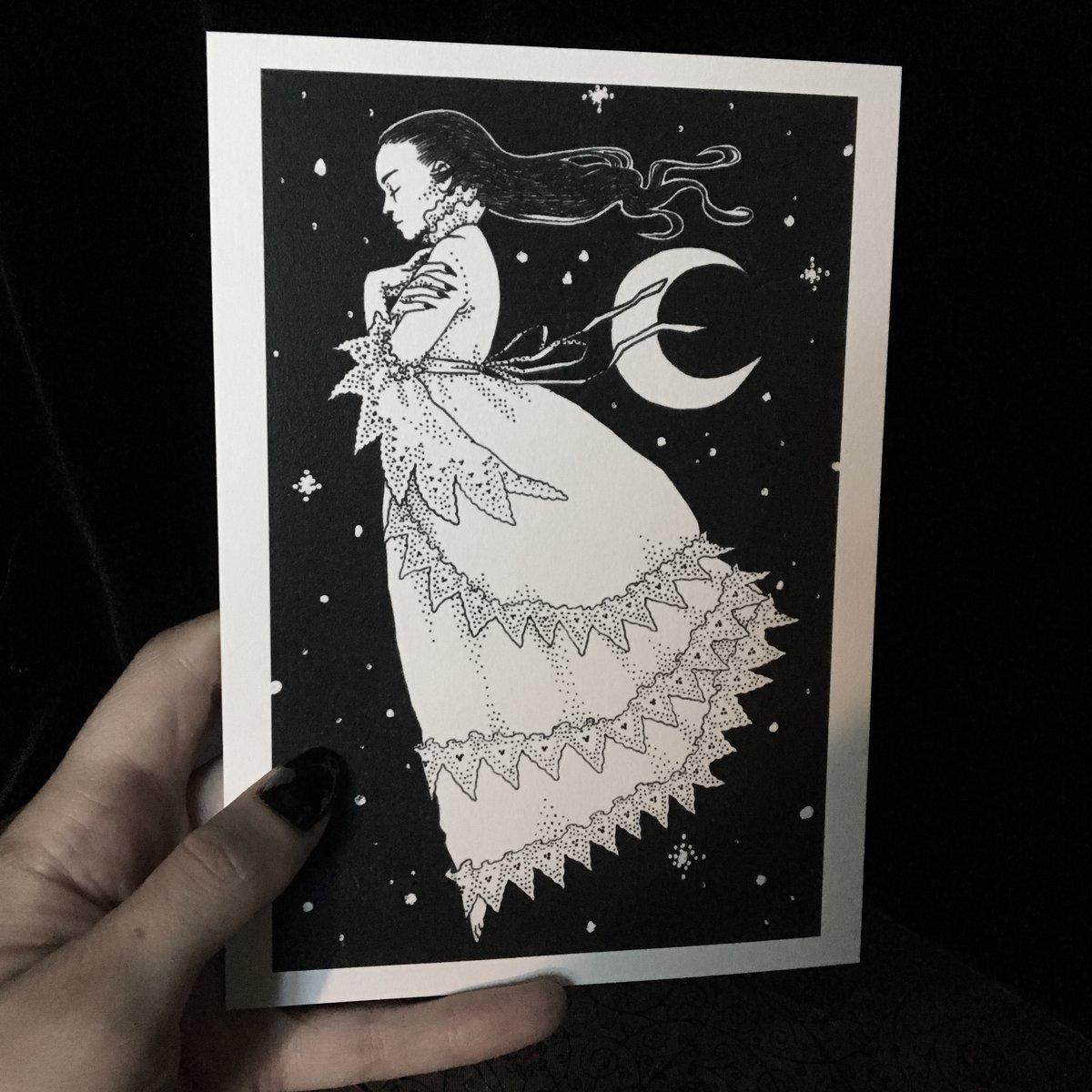 "Image of ""Vampyre"" 5""x7"" Print"