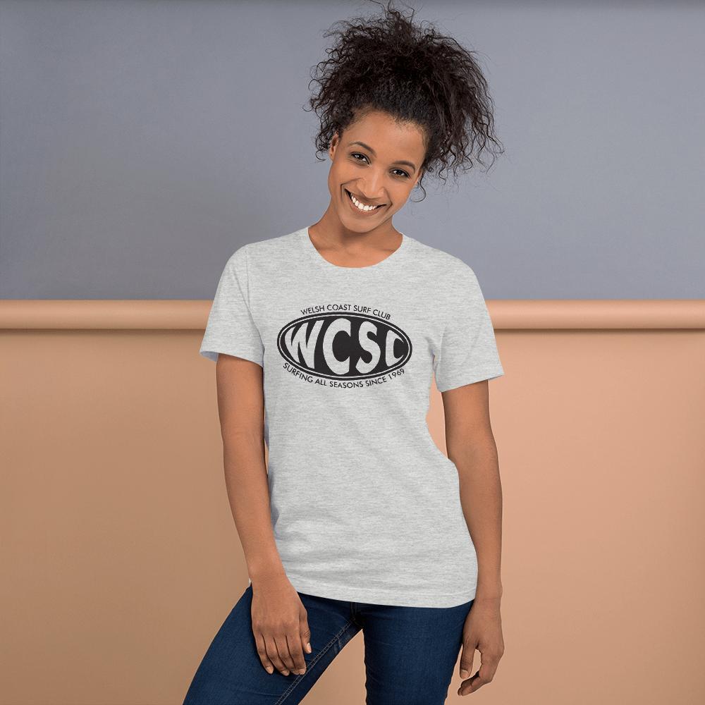 Image of WCSC Unisex Adult T-shirt