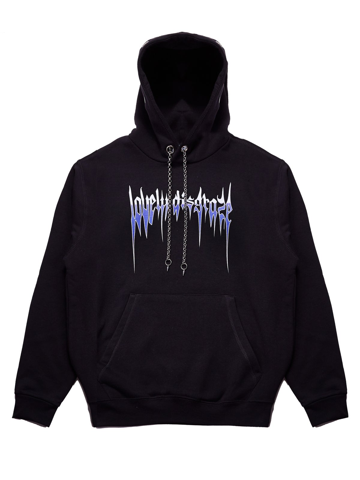 Image of NIGHTMARES BLACK HOODIE