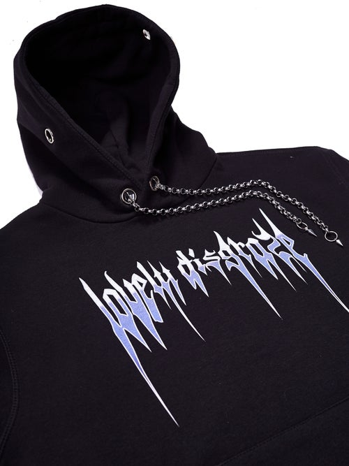 Image of PURPLE NIGHTMARES HOODIE