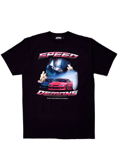 Image of SPEED DEMONS TEE
