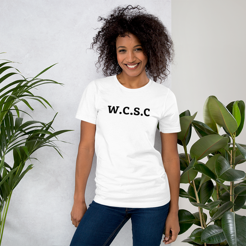 Image of WCSC Retro Print T-Shirt