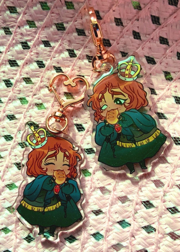 Image of The Arcana Buttons & Keychains