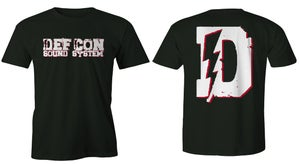 """Image of Def Con Sound System """"Logo"""" T Shirt"""