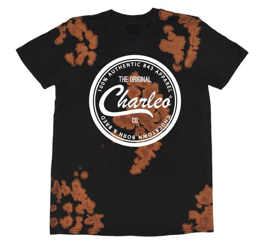 "Image of The Original Charleo Seal ""Bleached Out"" Tee"