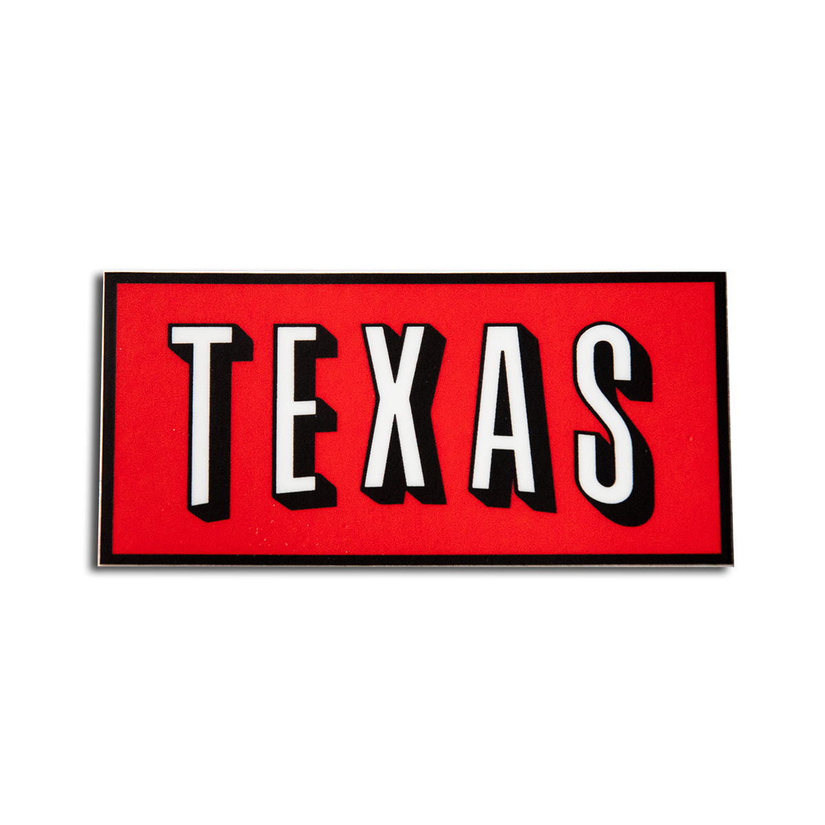 Image of Texas and Chill Sticker