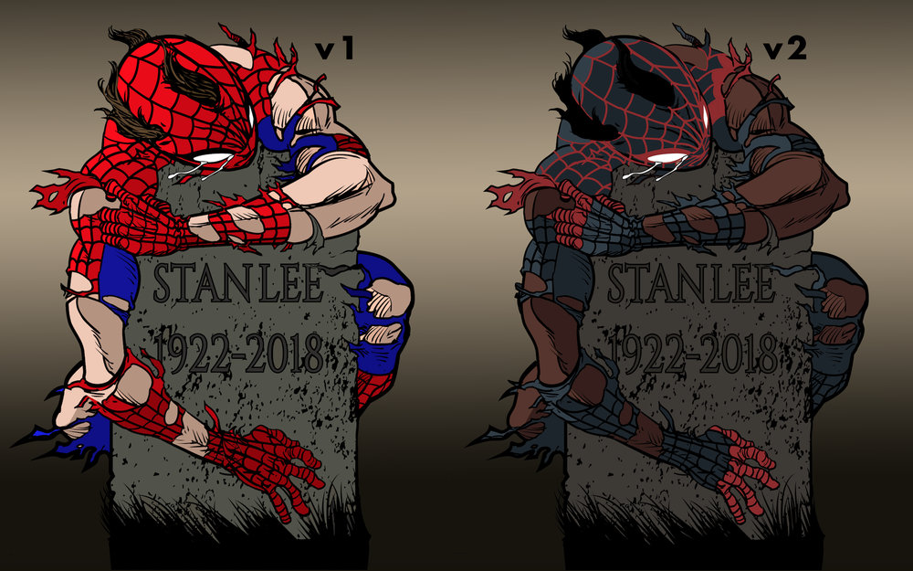 Image of Stan Lee Tribute Pin  (Open Pre-Order)