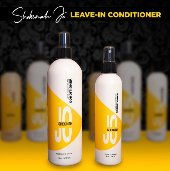 Image of SHEKINAH JO LEAVE IN CONDITIONER