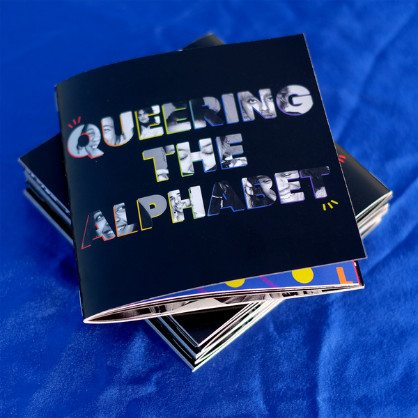 Image of Queering the Alphabet