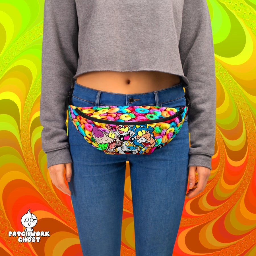 Image of Ceral Killas All Over Print Fanny Pack