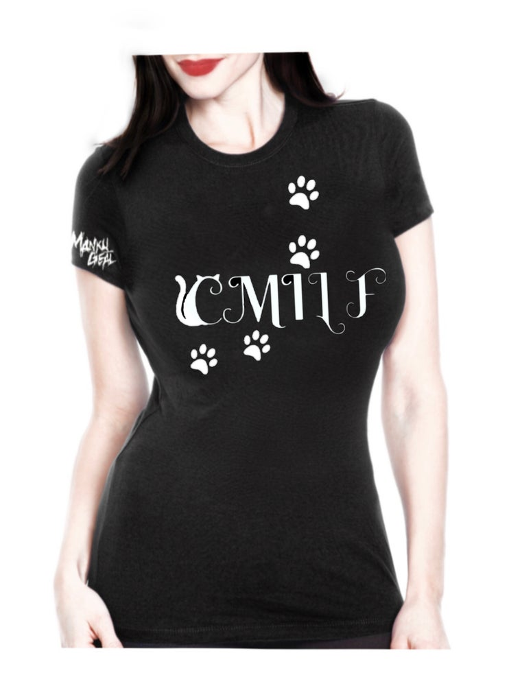 Image of C.M.I.L.F. Women's Tee