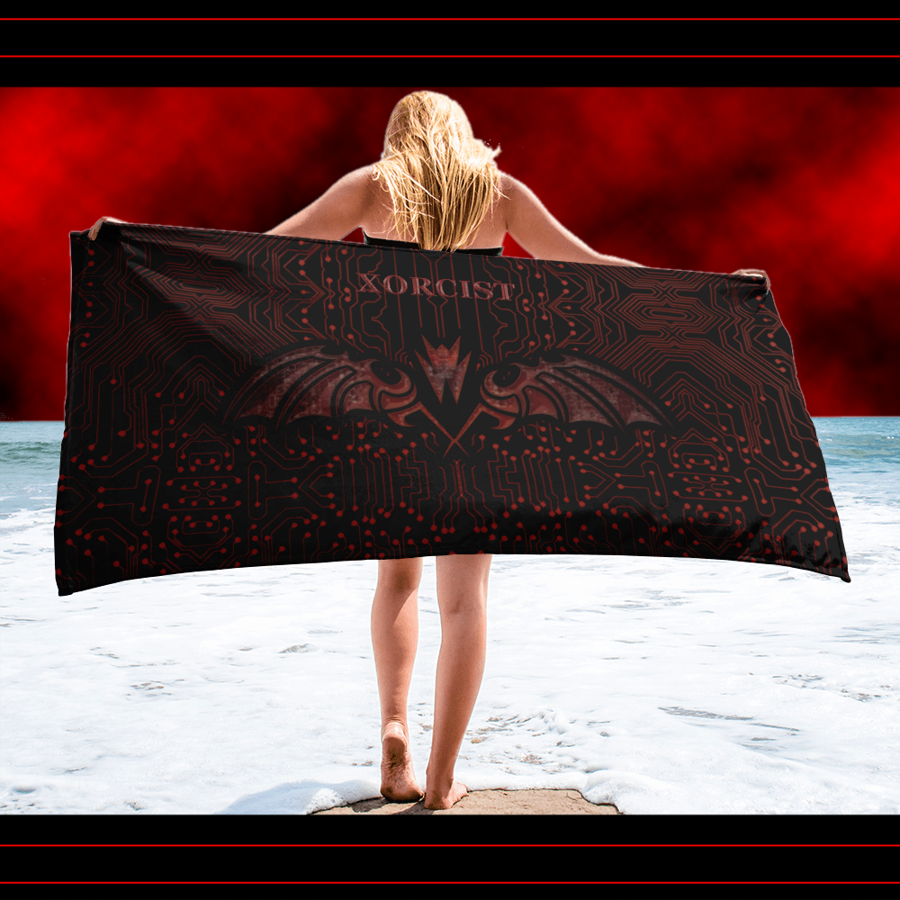 Image of Xorcist 30 x 60 Towel