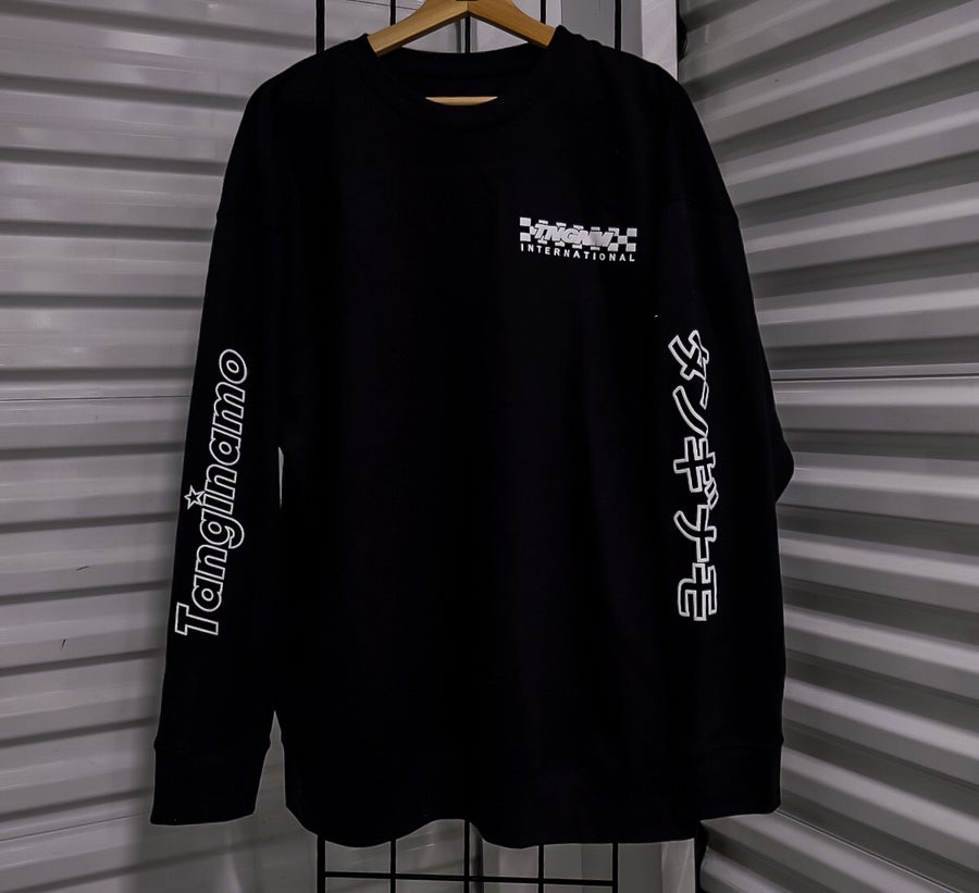 Image of TNGNM INTERNATIONAL CREW NECK