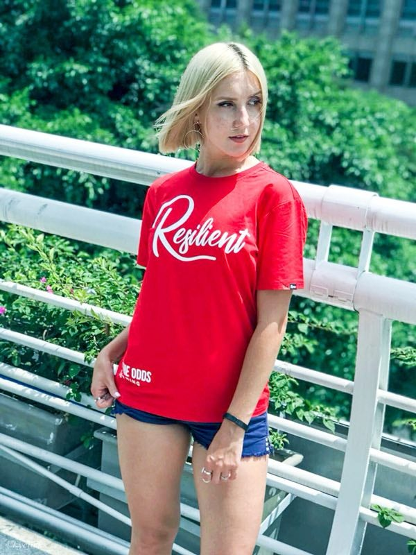 "Image of ""Resilient"" Tee"