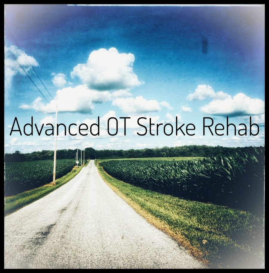 Image of Advanced OT Stroke Rehab